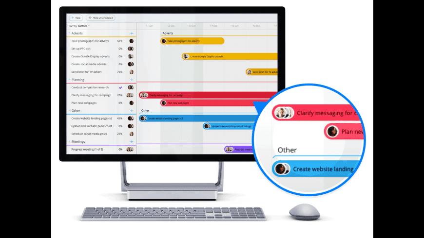 Ayoa for Mac - review, screenshots
