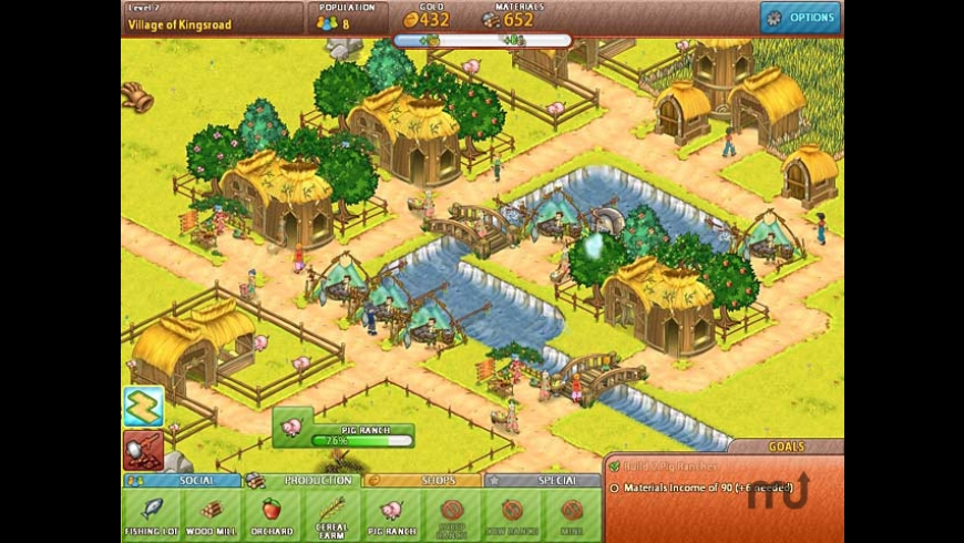 World of Zellians for Mac - review, screenshots