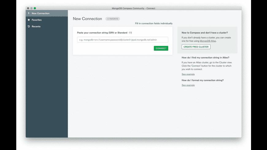 MongoDB Compass for Mac - review, screenshots