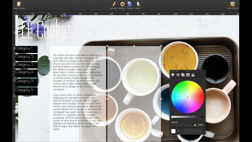 HTML Egg Pro for Mac - review, screenshots