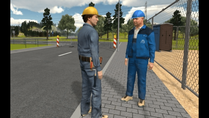 Construction-Simulator 2012 for Mac - review, screenshots
