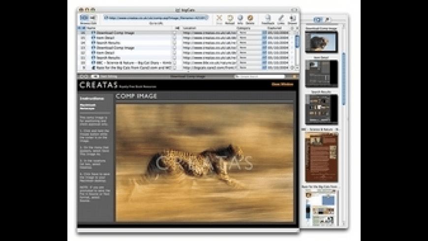 Webstractor for Mac - review, screenshots