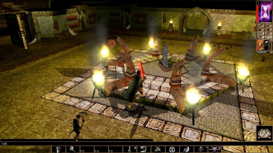Neverwinter Nights: Enhanced Edition for Mac - review, screenshots