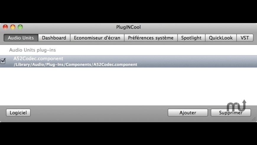 PlugINCool for Mac - review, screenshots