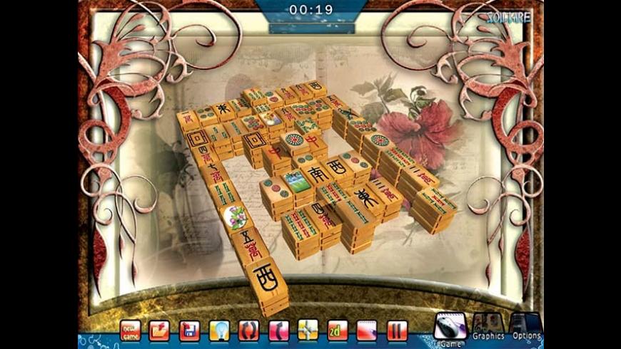 Mahjongg Platinum 4 for Mac - review, screenshots