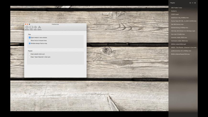sPlayer Pro for Mac - review, screenshots