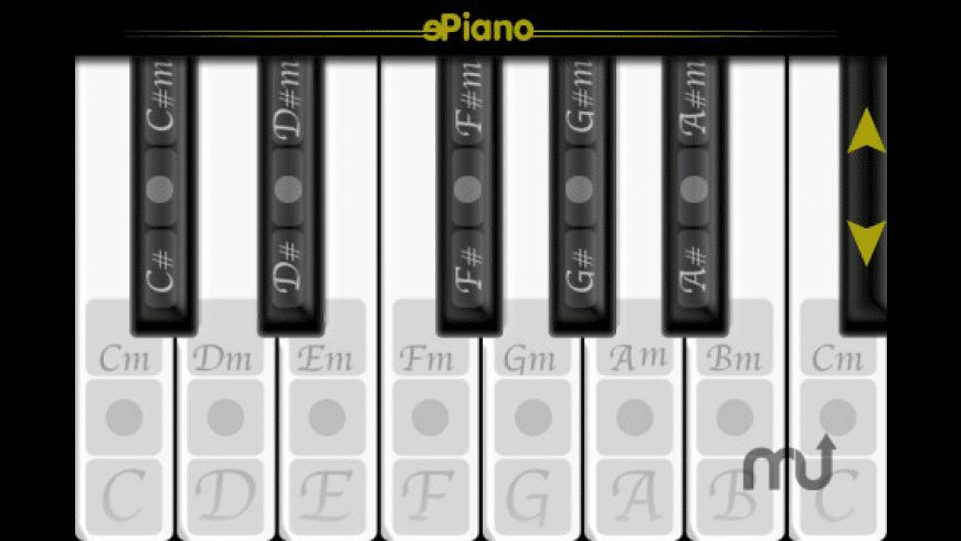 ePiano for Mac - review, screenshots
