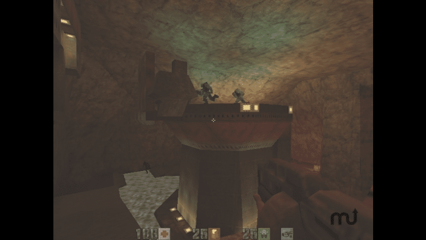 Quake II for Mac - review, screenshots
