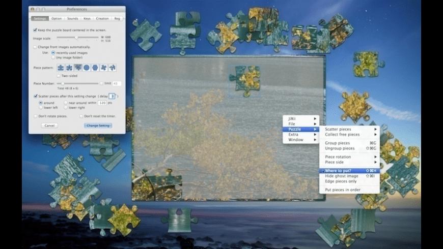 JiXii for Mac - review, screenshots