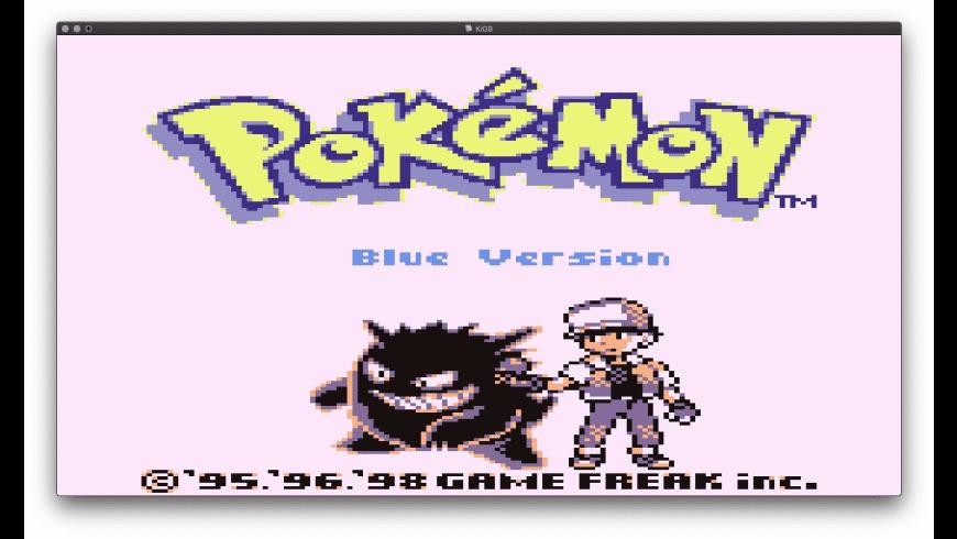 KiGB for Mac - review, screenshots