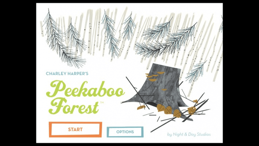 Peekaboo Forest for Mac - review, screenshots