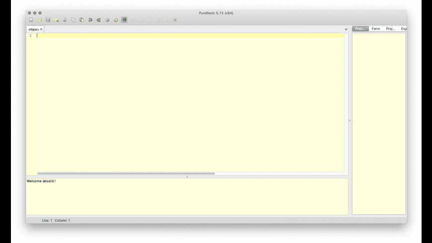 PureBasic for Mac - review, screenshots