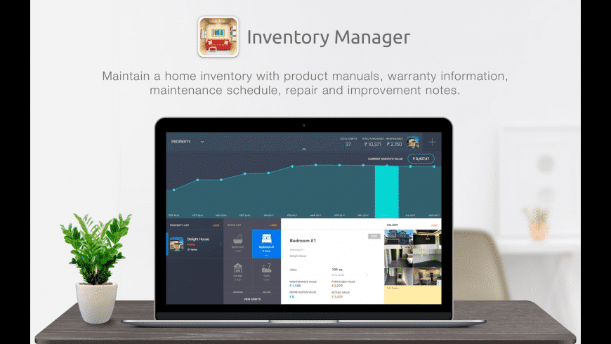 Inventory Manager for Mac - review, screenshots