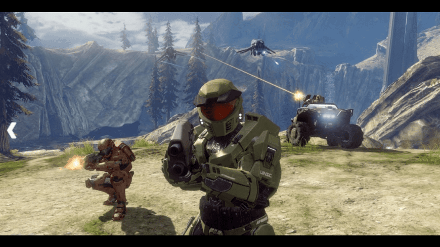 Halo for Mac - review, screenshots