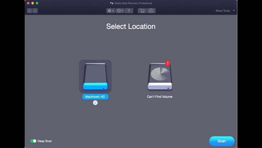 Stellar Data Recovery for Mac - review, screenshots