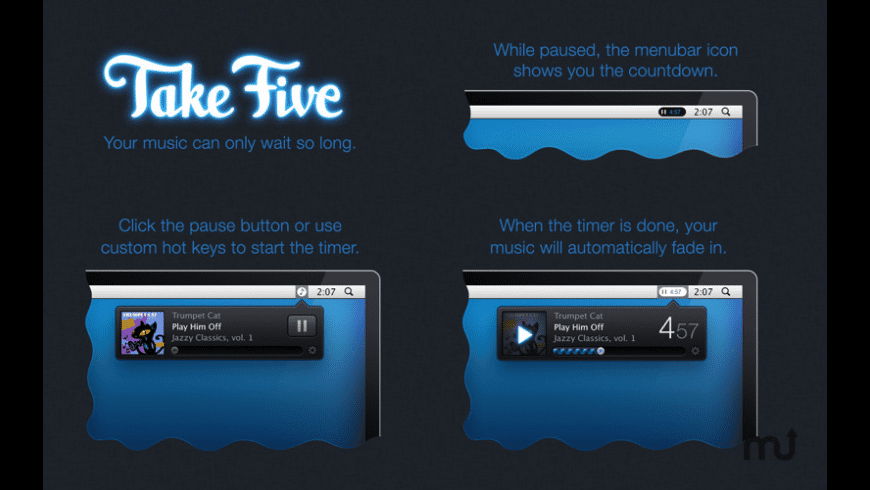 Take Five for Mac - review, screenshots