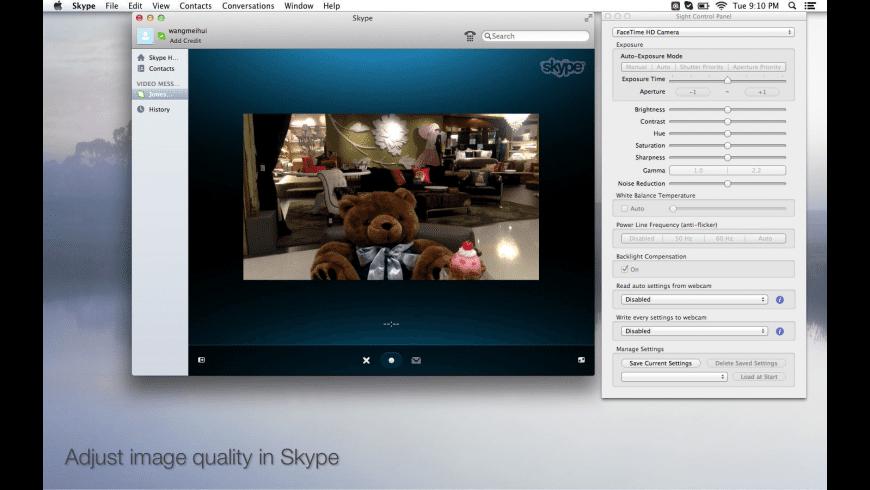Sight Control for Mac - review, screenshots