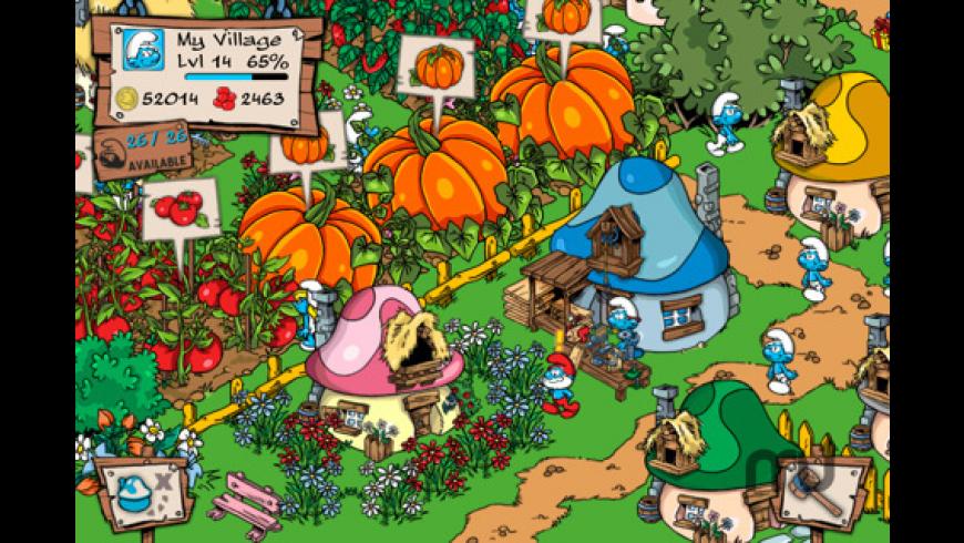 Smurfs' Village for Mac - review, screenshots