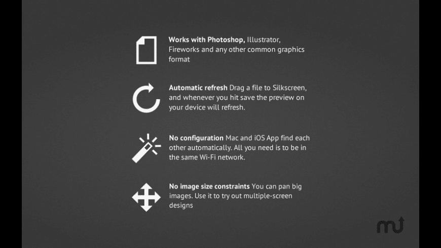 Silkscreen for Mac - review, screenshots