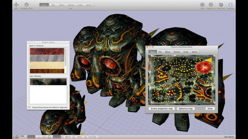 Verto Studio 3D for Mac - review, screenshots