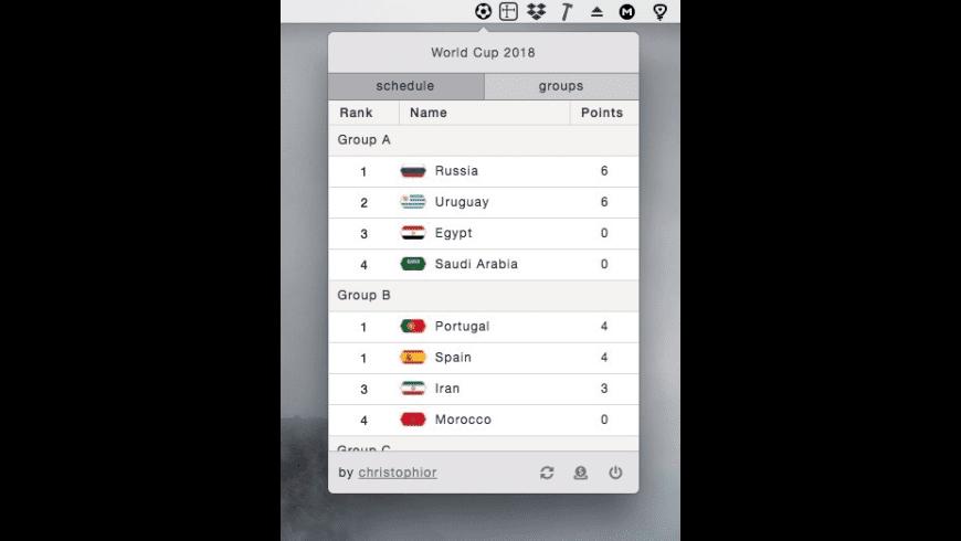 Score! for Mac - review, screenshots