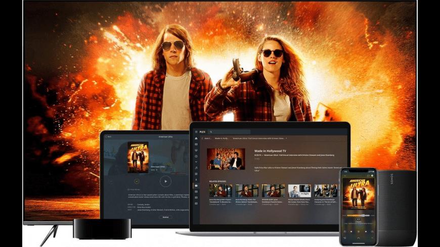 Plex Media Server for Mac - review, screenshots