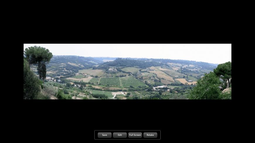 Panorama Maker for Mac - review, screenshots