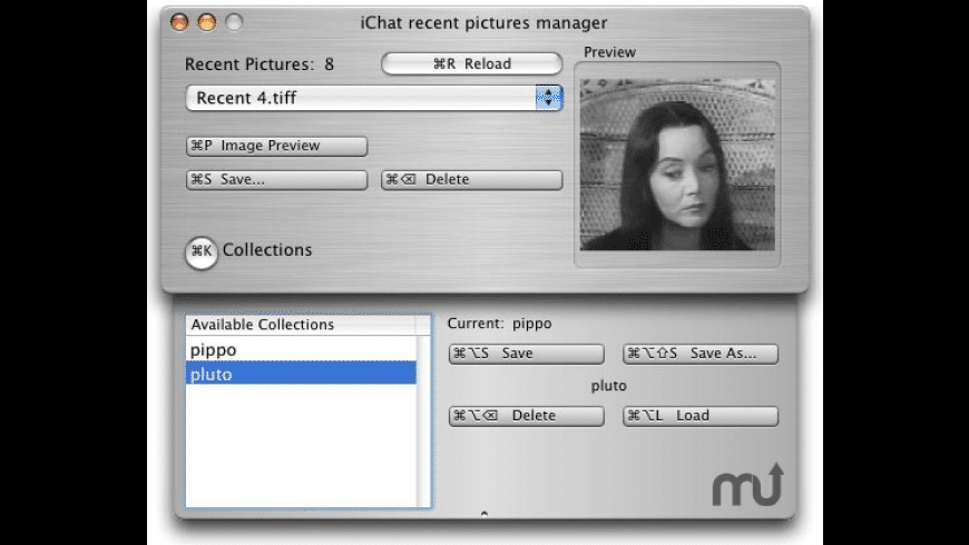 iChat Pictures Manager for Mac - review, screenshots