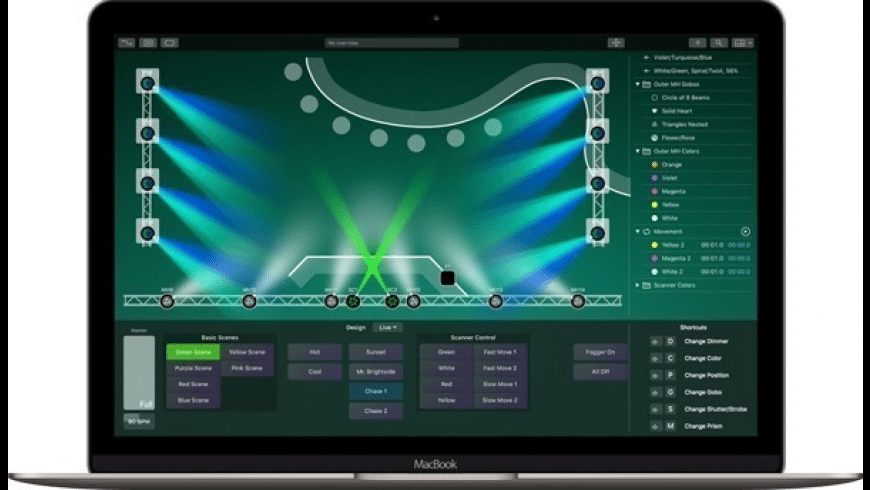 Lightkey for Mac - review, screenshots