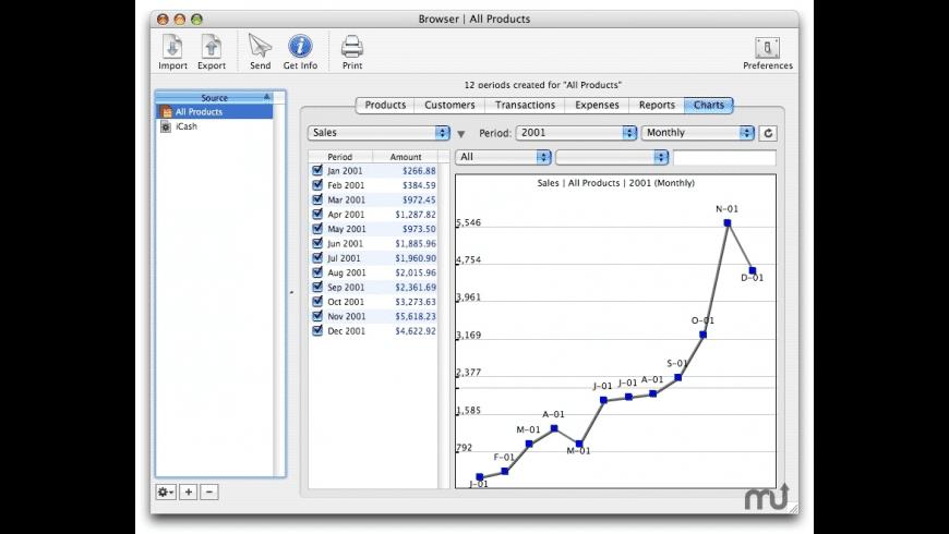 Transaction for Mac - review, screenshots
