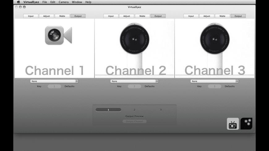 VirtualEyez for Mac - review, screenshots