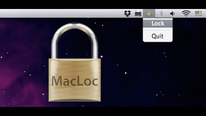 MacLoc for Mac - review, screenshots