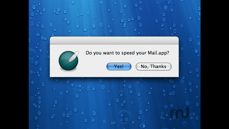 SpeedMail for Mac - review, screenshots