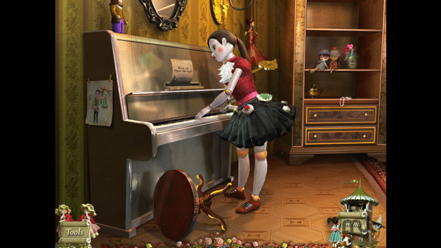 PuppetShow: Mystery of Joyville for Mac - review, screenshots