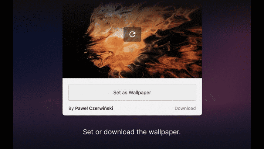 Unsplash Wallpapers for Mac - review, screenshots
