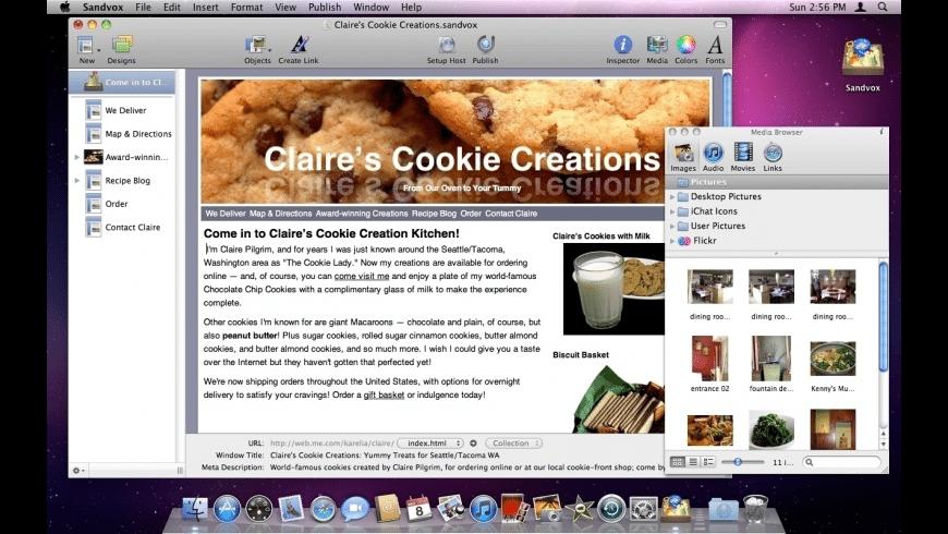 Sandvox For Mac Download Free Latest Version Macos