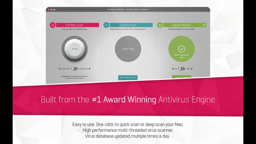 BitMedic Antivirus for Mac - review, screenshots