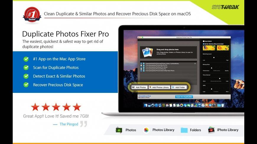 Duplicate Photos Fixer Pro for Mac - review, screenshots
