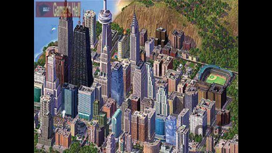 SimCity 4 Rush Hour for Mac - review, screenshots