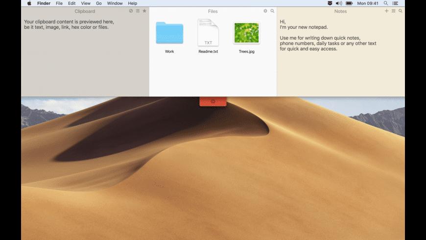 Unclutter for Mac - review, screenshots