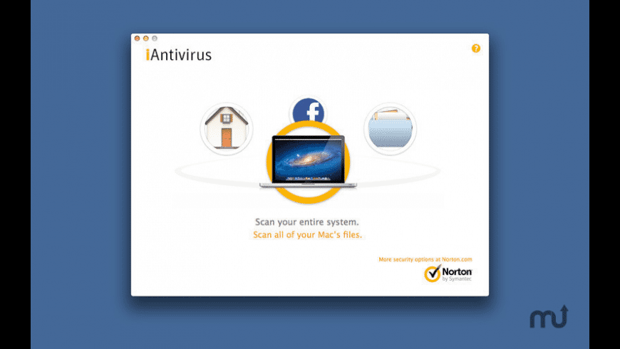 iAntivirus for Mac - review, screenshots