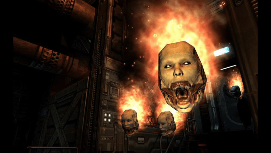 Doom 3 for Mac - review, screenshots
