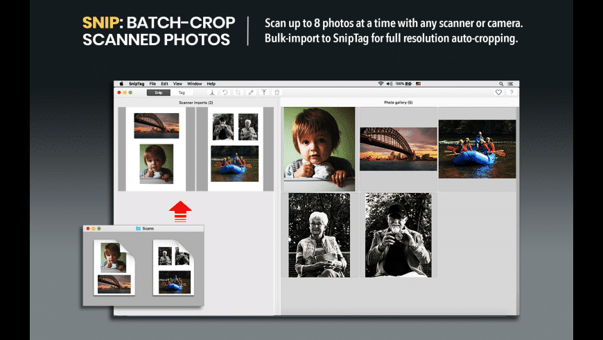 SnipTag for Mac - review, screenshots