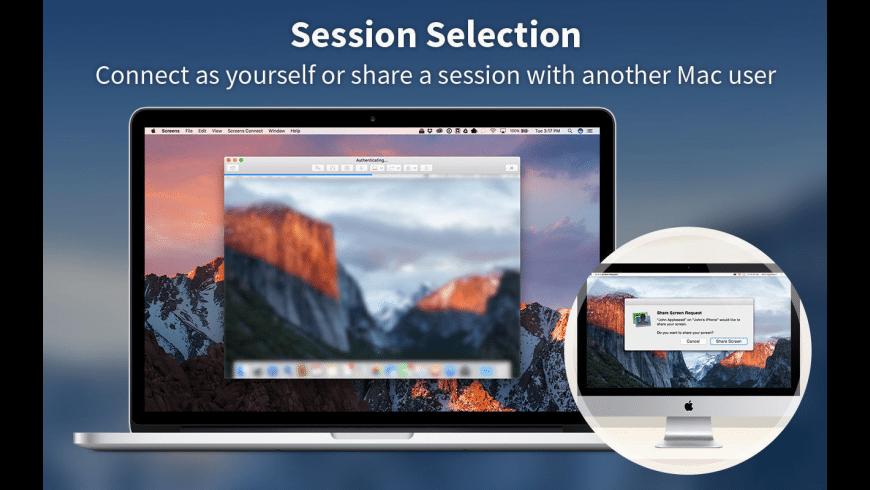Screens for Mac - review, screenshots