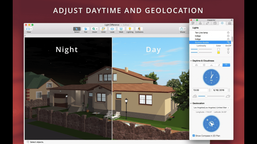 Live Home 3D for Mac - review, screenshots