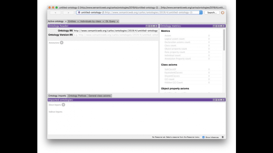 Protege for Mac - review, screenshots