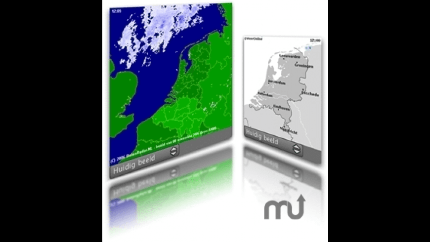 NL Weerradar for Mac - review, screenshots