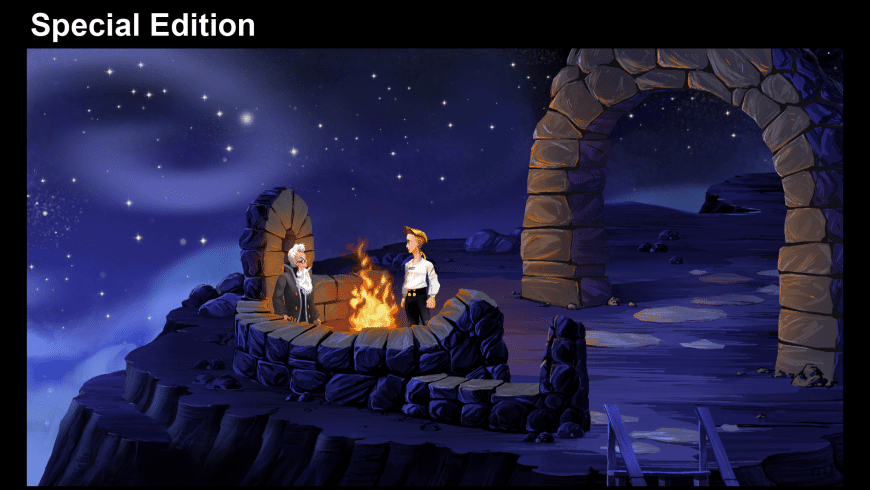 The Secret of Monkey Island: Special Edition for Mac - review, screenshots