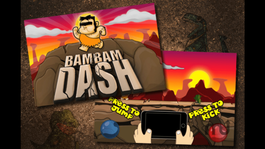 Bam Bam Dash for Mac - review, screenshots