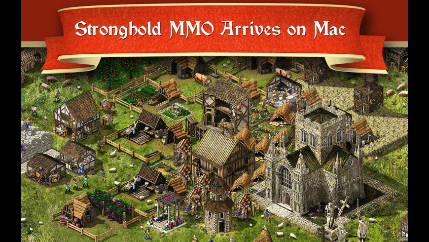 Stronghold Kingdoms for Mac - review, screenshots